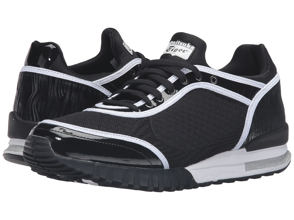 Onitsuka Tiger by Asics - Colorado Eighty-Five RB (Black/White) Athletic Shoes