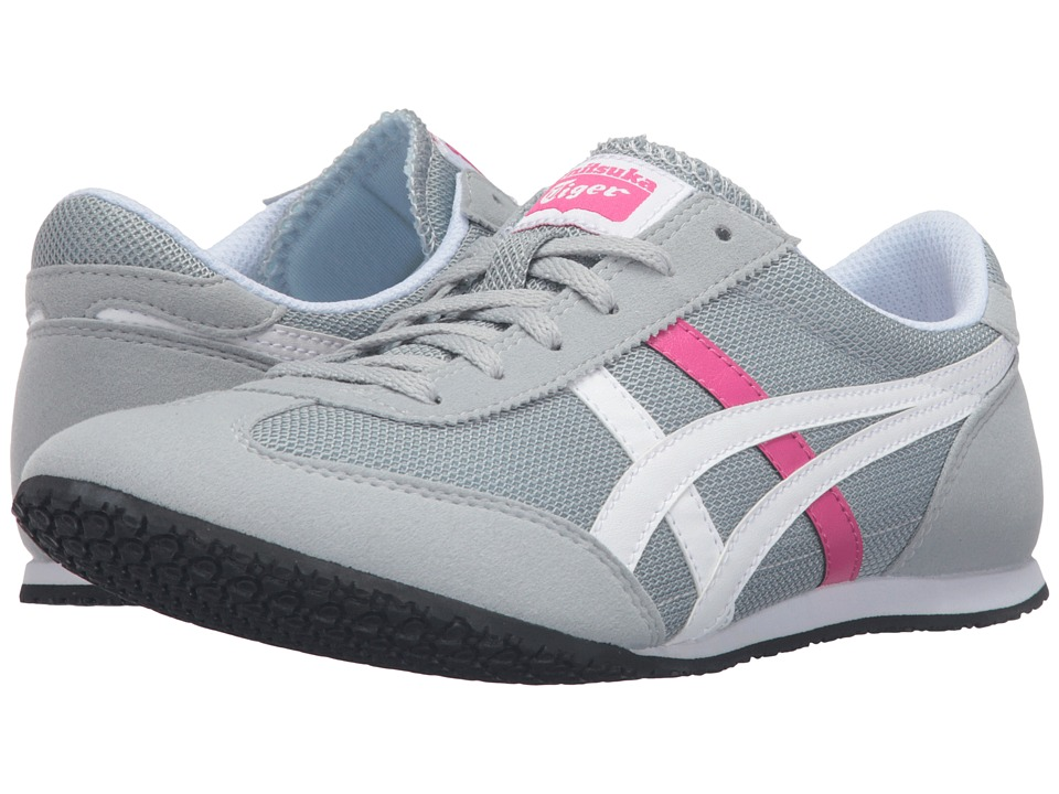 Onitsuka Tiger by Asics - Machu Racer (Light Grey/White) Women
