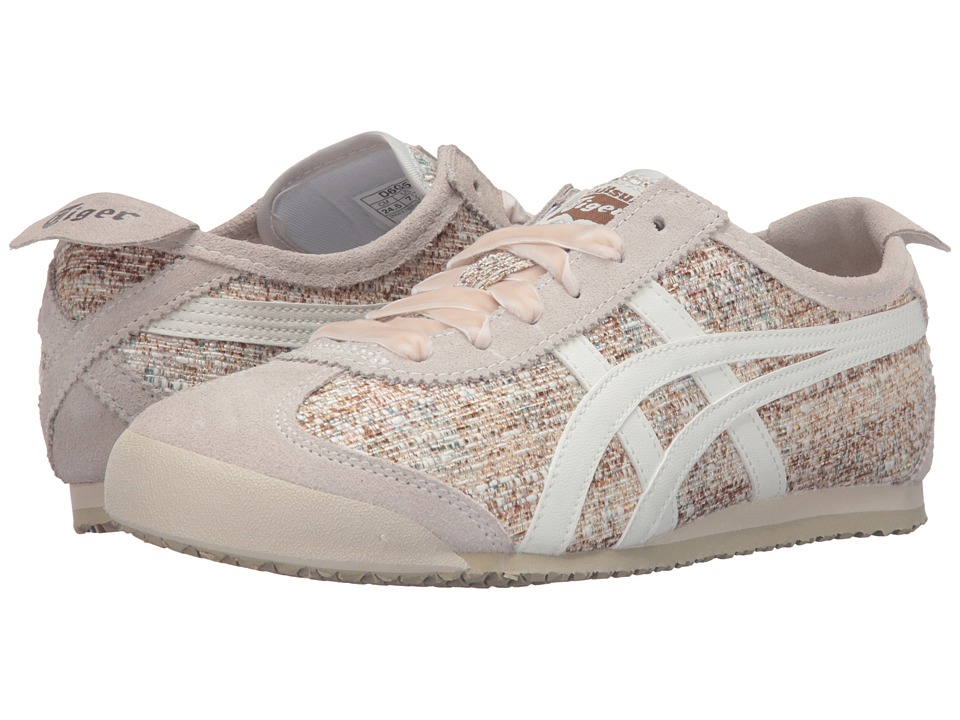 Onitsuka Tiger by Asics - Mexico 66 (Off-White/Slight White) Womens Classic Shoes