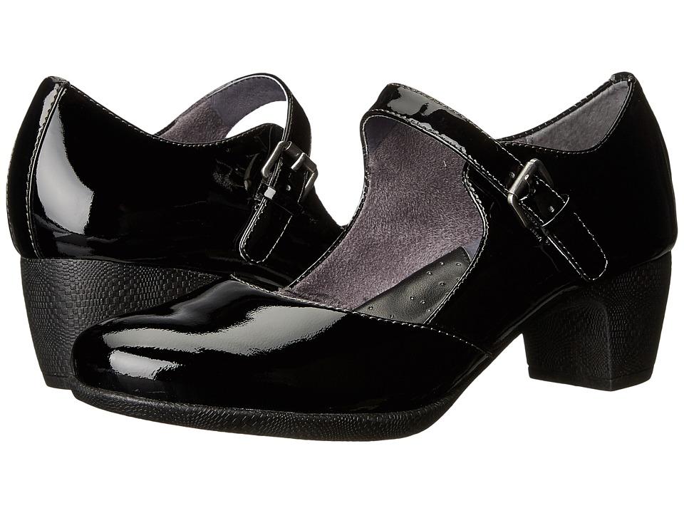 SoftWalk - Irish (Black Patent) High Heels