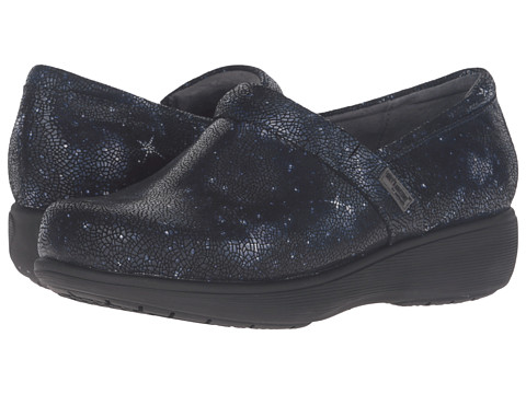 SoftWalk Meredith - Navy Multi Leather