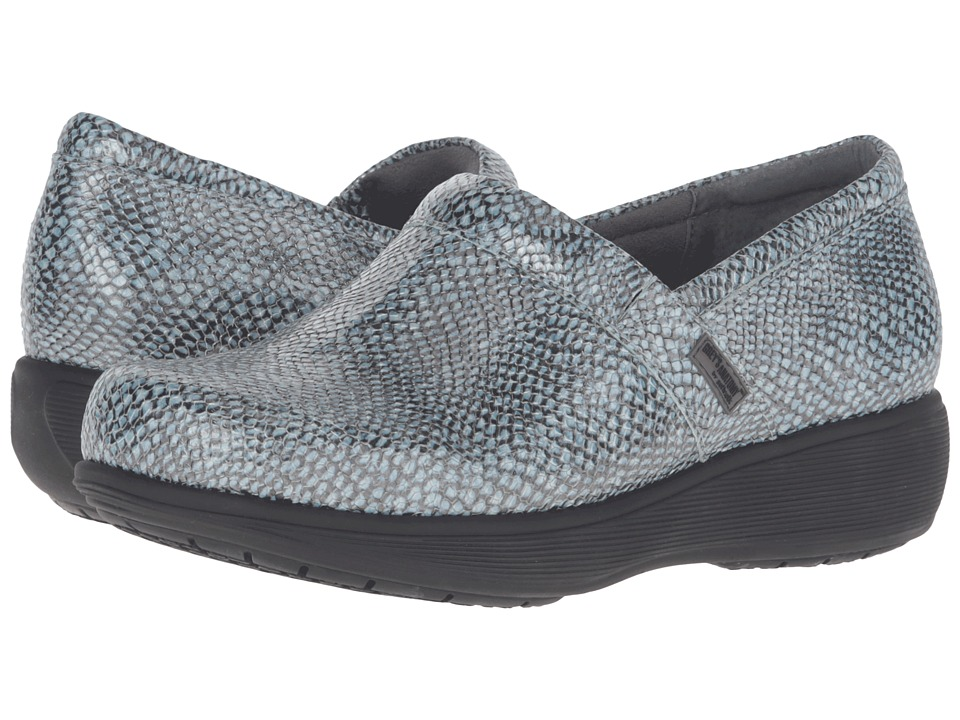 SoftWalk - Meredith (Blue Snake) Women