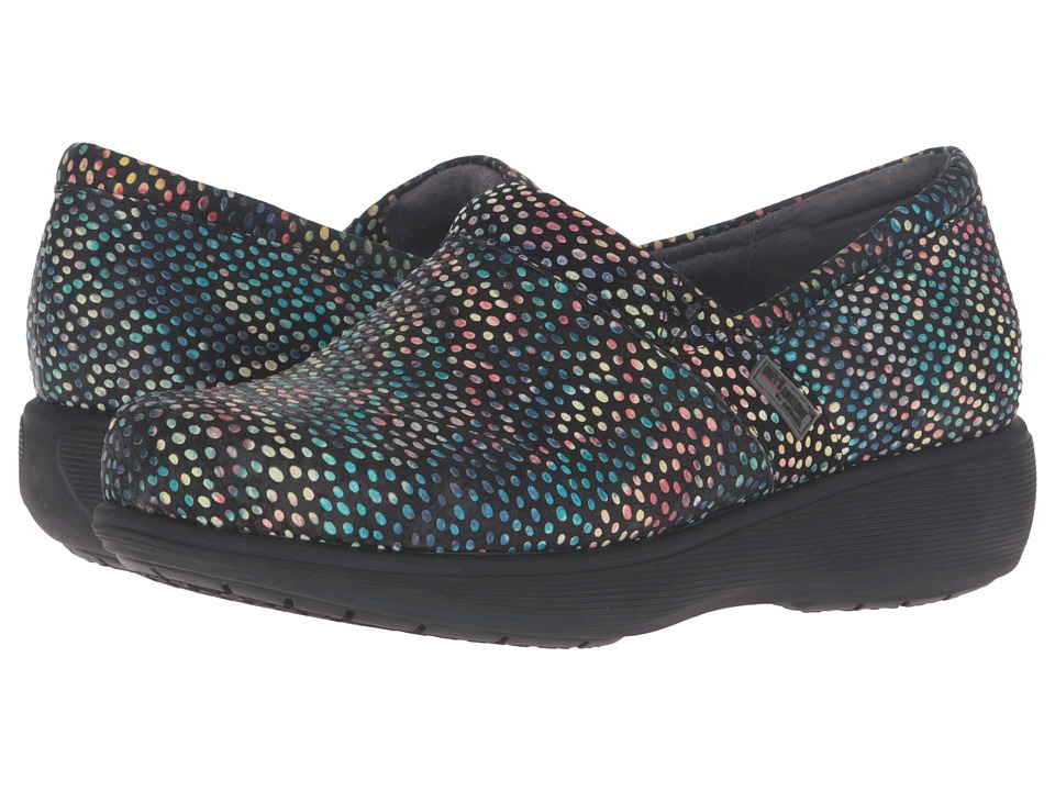 SoftWalk - Meredith (Candy Dots Multi Leather) Women