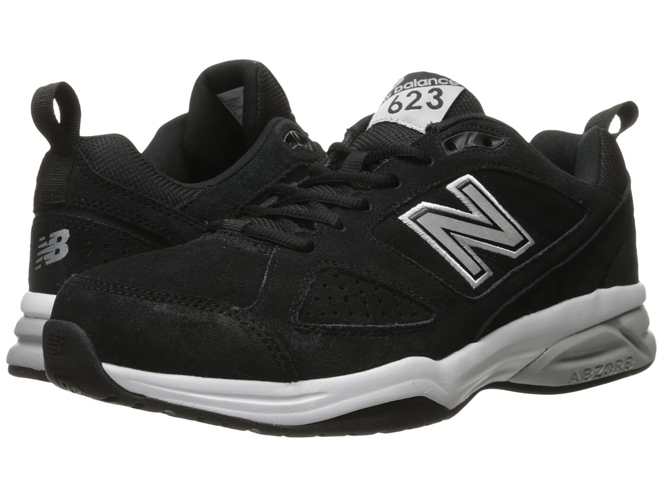 New Balance MX623v3 (Black 2) Men's Shoes