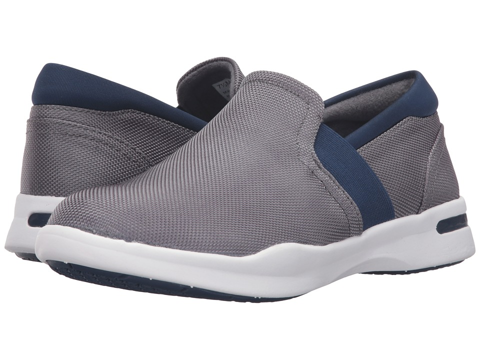 SoftWalk - Vantage (Grey/Navy Ballistic Nylon) Women