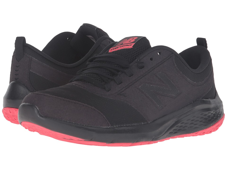 New Balance - WA85v1 (Black/Pink) Womens Shoes