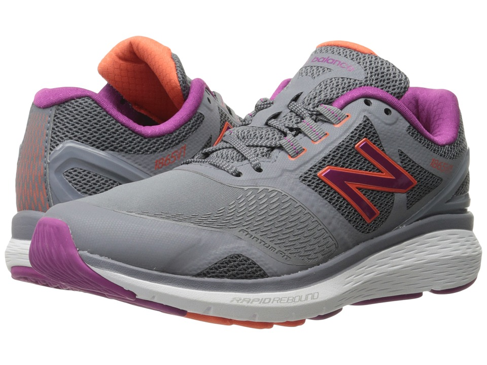 New Balance WW1865v1 (Grey/Silver) Women's Shoes