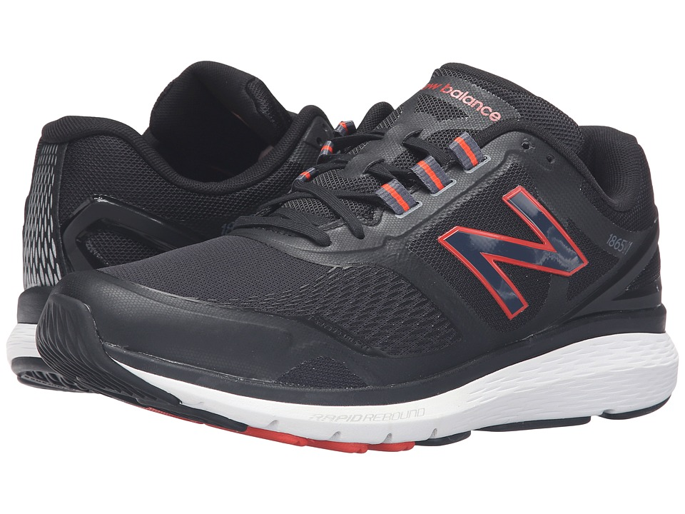 New Balance MW1865v1 (Black/Black) Men