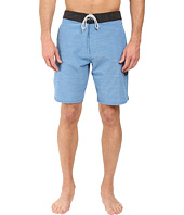 VISSLA - Fin Box 4-Way Stretch Heathered Boardshorts 20