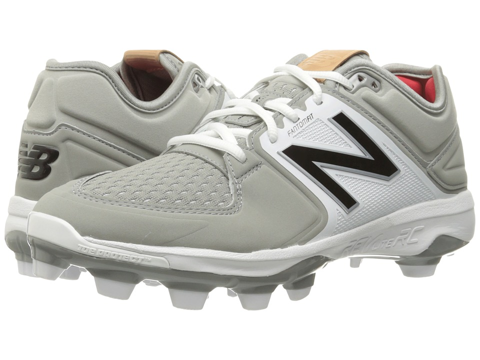 New Balance - PL3000v3 (Grey/White) Mens Cleated Shoes