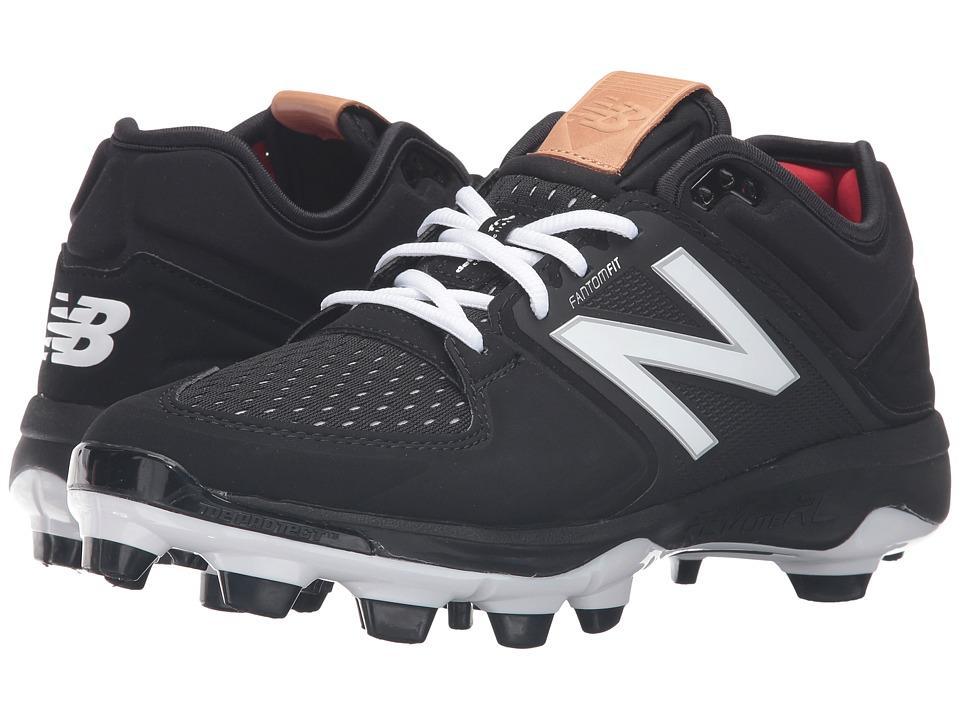 New Balance - PL3000v3 (Black/Black) Mens Cleated Shoes