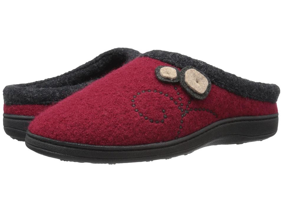 Acorn Dara (Currant Button) Women's Shoes