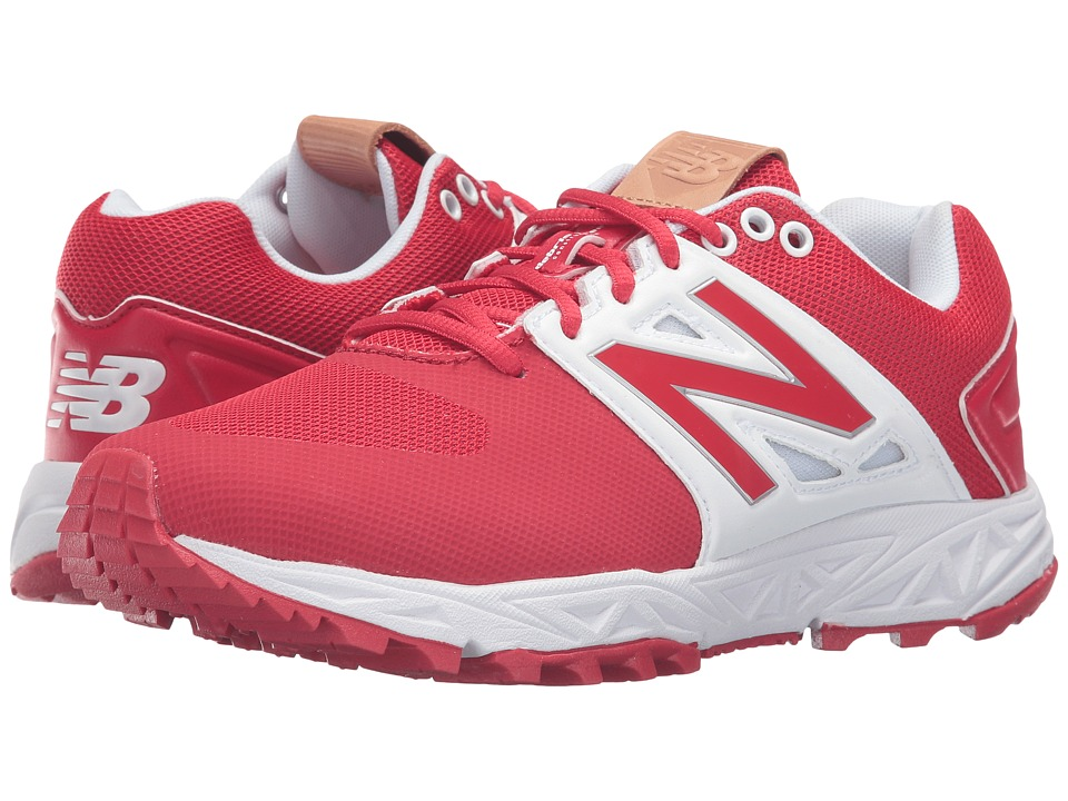 New Balance - T3000v3 (Red/White) Mens Shoes