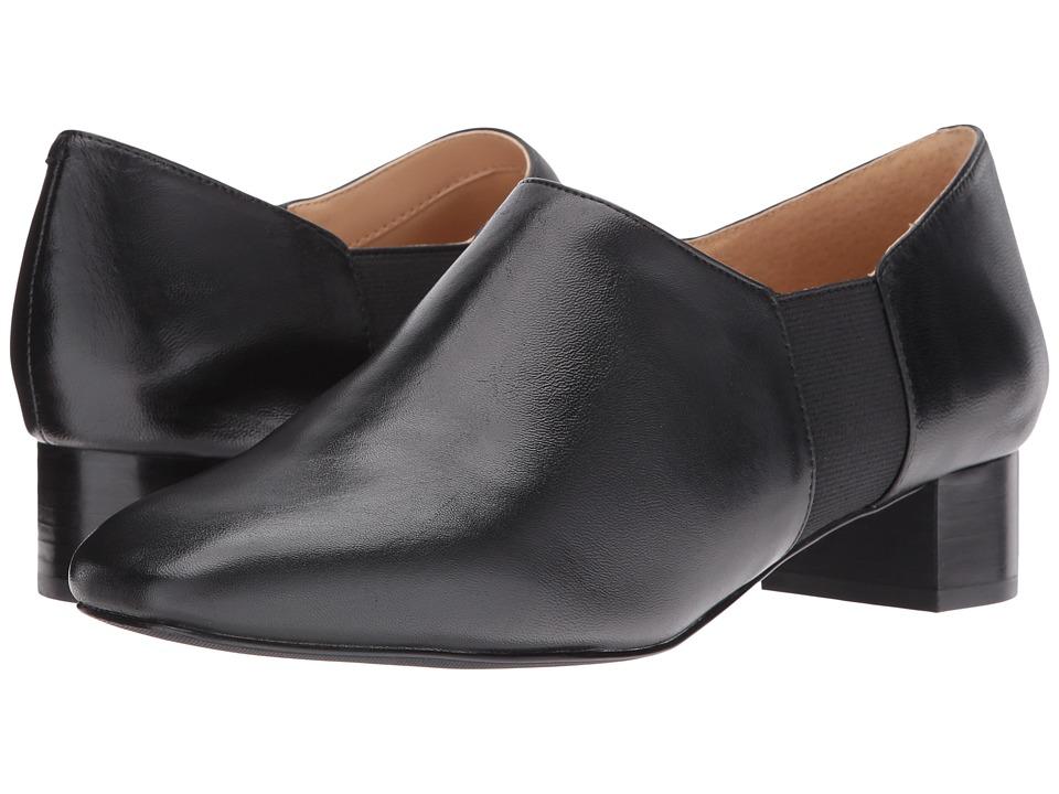 Trotters - Lillian (Black Veg Goat Leather) Women