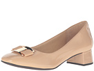 Trotters - Louise (Nude Patent Leather)