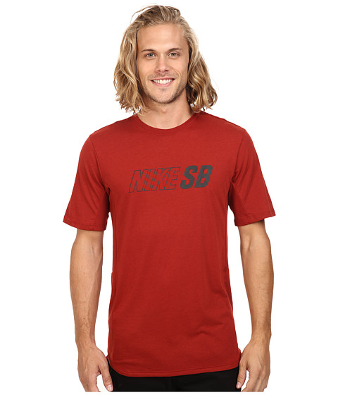 Nike SB SB Skyline Dri-FIT Cool GFX Short Sleeve Shirt