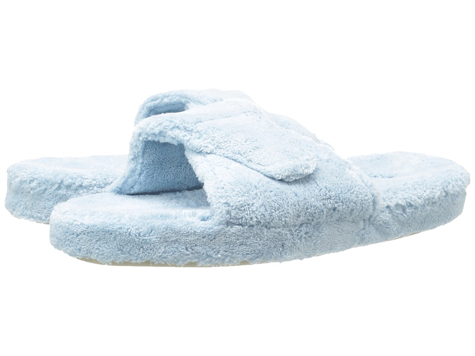 Acorn Spa Slide II (Powder Blue) Women