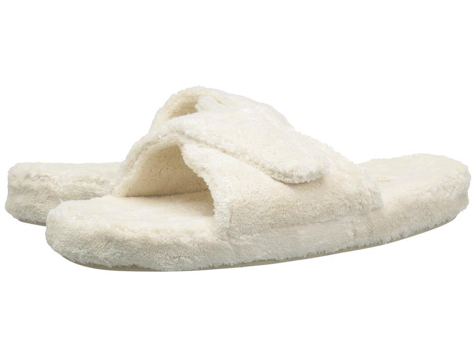 Acorn Spa Slide II (Natural) Slippers