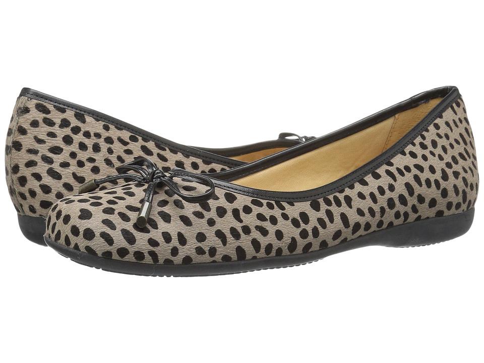 Trotters - Sante (Grey Cheetah) Women
