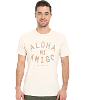 VISSLA - Arches-Aloha Vintage Wash Pocket Tee