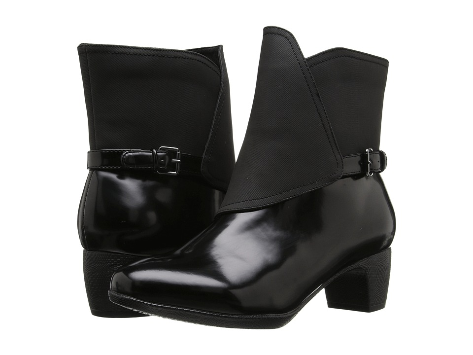 Trotters - Stormy (Black Box Leather) Women