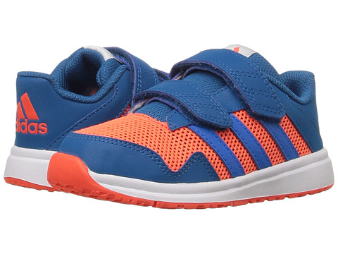 adidas Kids Snice 4 CF (Toddler) - Unity Blue/Shock Blue/Solar Red