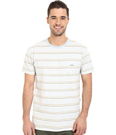 VISSLA - Twinzer Short Sleeve Stripe Crew Top