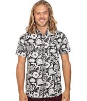 VISSLA - Aloha Amigo Reverse Printed Short Sleeve Woven