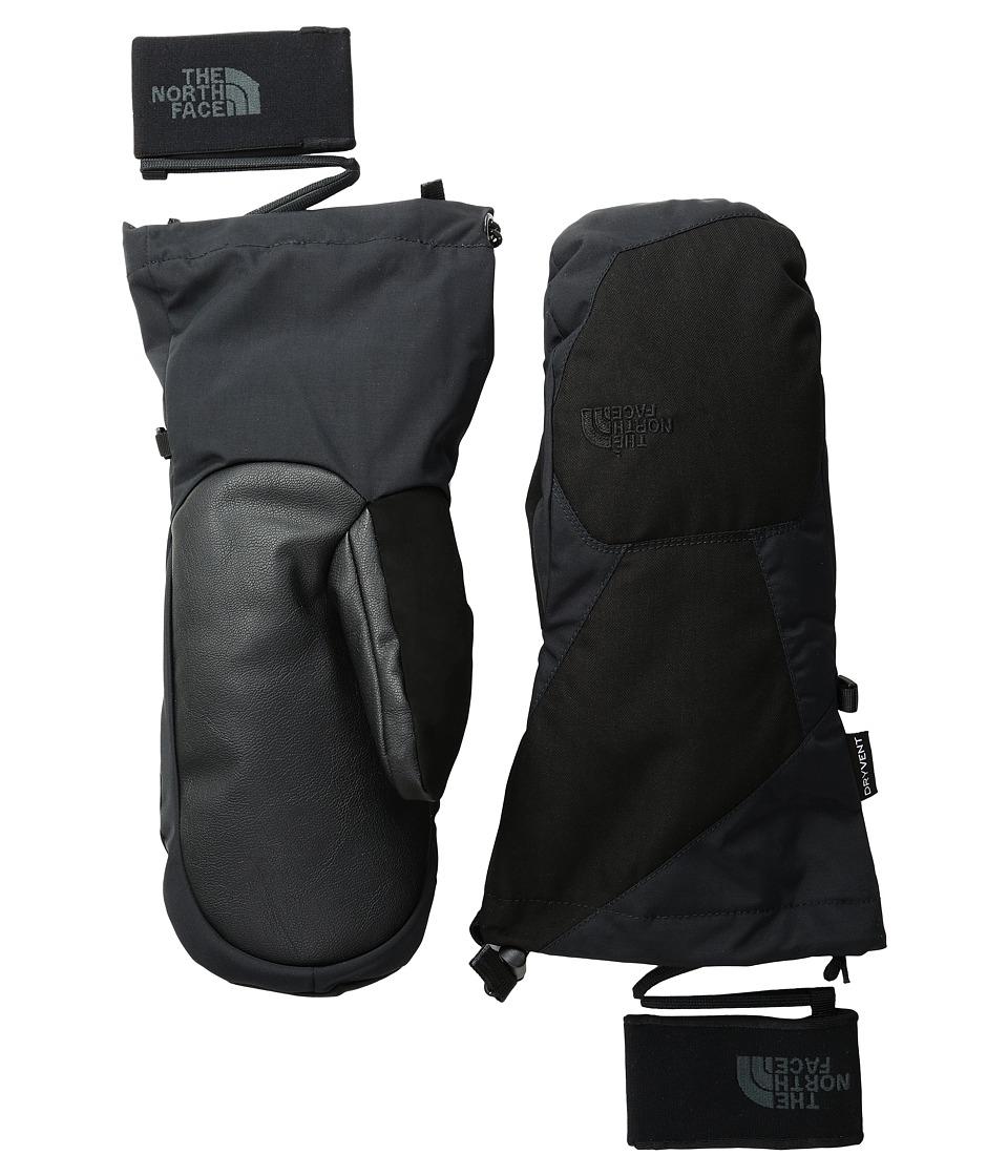 The North Face Kootenai Mitt (TNF Black 2 (Prior Season)) Extreme Cold Weather Gloves