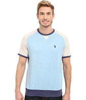 U.S. POLO ASSN. - Baseball Crew T-Shirt