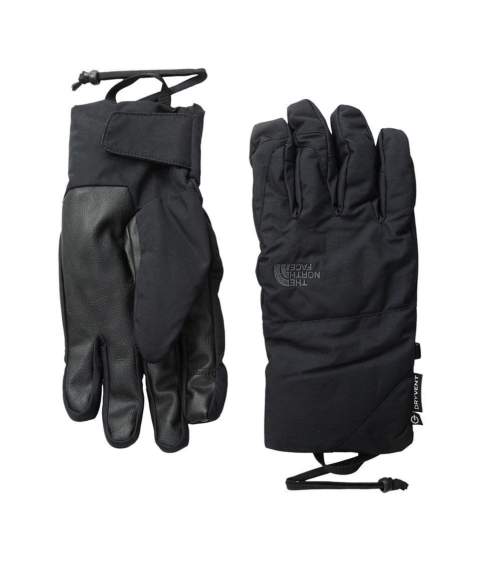 The North Face Guardian Etip Gloves (TNF Black) Extreme Cold Weather Gloves