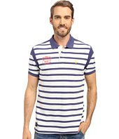 U.S. POLO ASSN. - Striped Slim Fit Polo Shirt