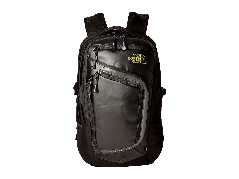 The North Face Resistor Charged Backpack TNF Black Backpack Bags