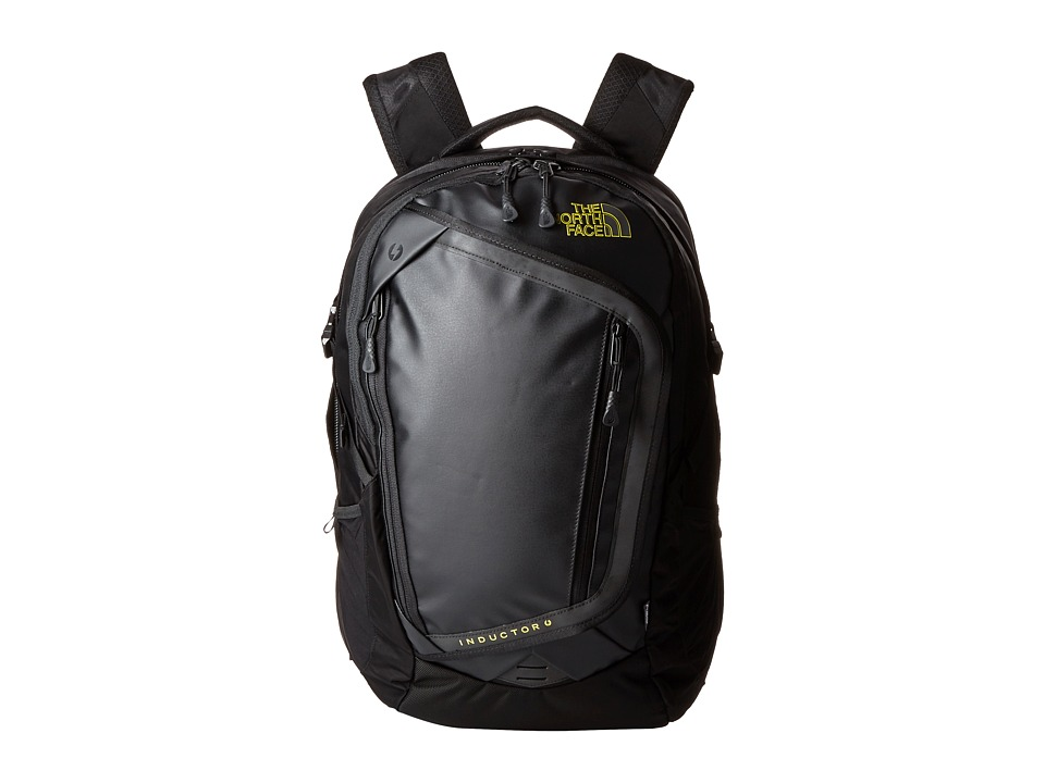 The North Face - Inductor Charged Backpack (TNF Black) Backpack Bags