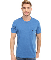 U.S. POLO ASSN. - Crew Neck Pocket T-Shirt