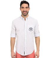 U.S. POLO ASSN. - Button Down Slim Fit Striped Oxford Shirt