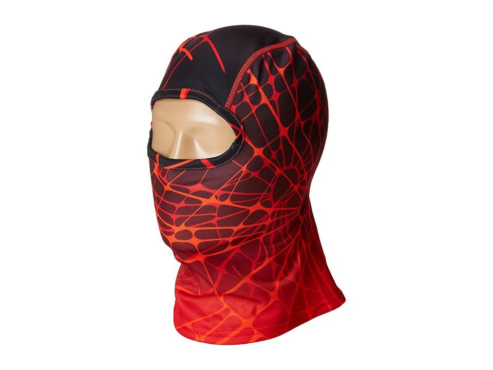 Spyder T-Hot Balaclava (Big Kids) (Red) Snow Hats
