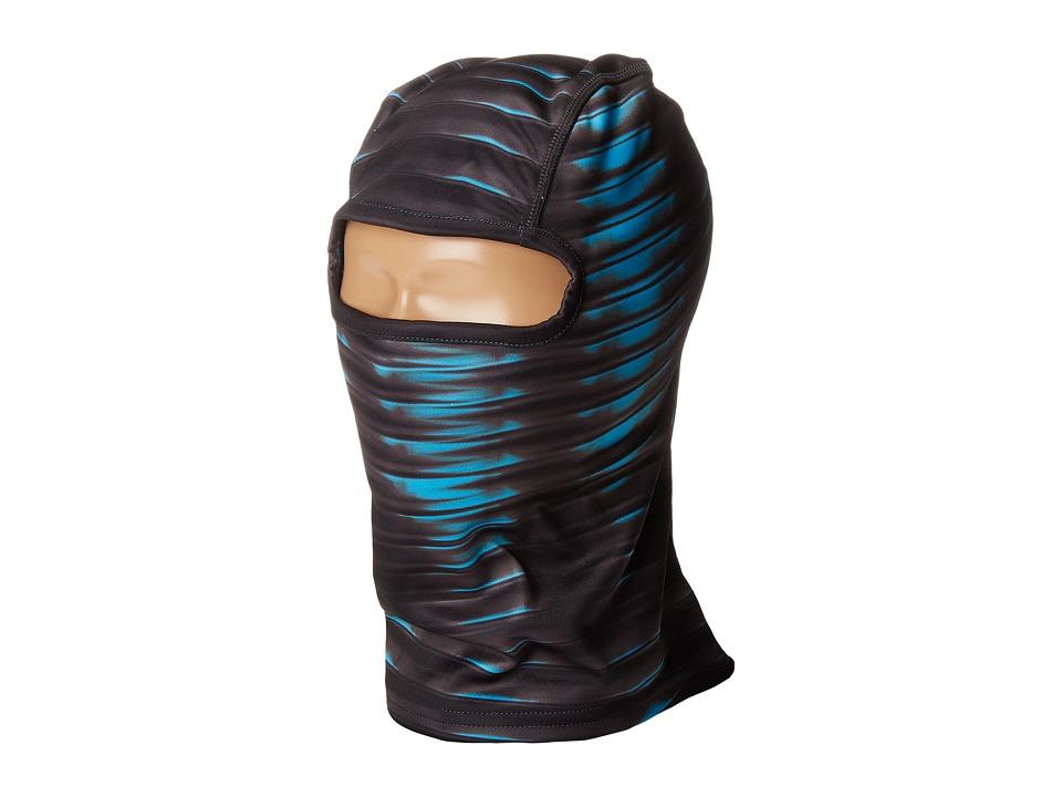 Spyder Kids T-Hot Balaclava (Big Kids) (Space Armor Electric Blue) Snow Hats