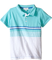 Pumpkin Patch Kids - Stripe Polo (Infant/Toddler/Little Kids)