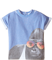 Pumpkin Patch Kids - Gorilla Print Tee (Infant/Toddler/Little Kids)