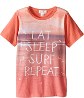 Pumpkin Patch Kids - Eat Sleep Surf Tee (Infant/Toddler/Little Kids)