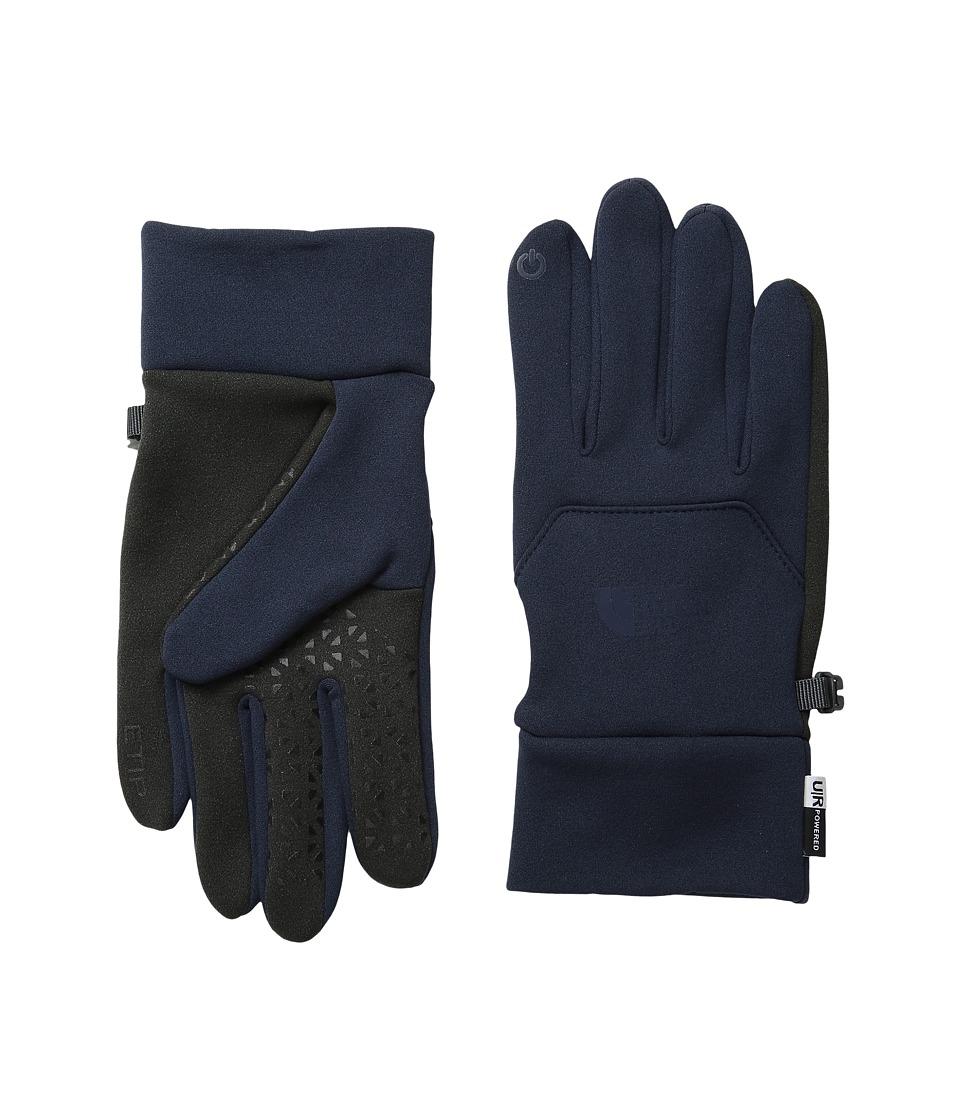 The North Face Etip Glove (Urban Navy (Prior Season)) Extreme Cold Weather Gloves