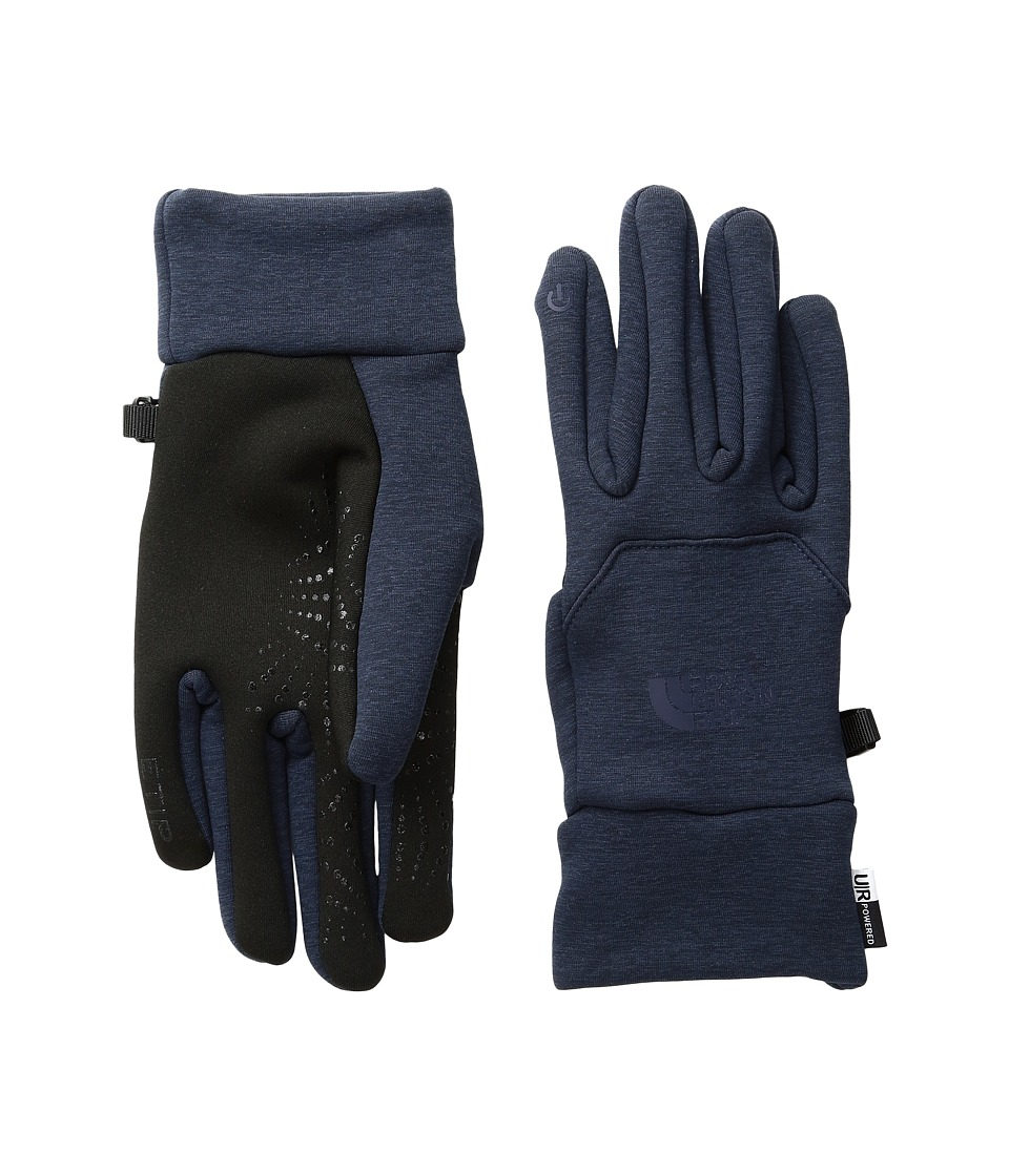 The North Face Etip Hardface Gloves (Urban Navy) Extreme Cold Weather Gloves