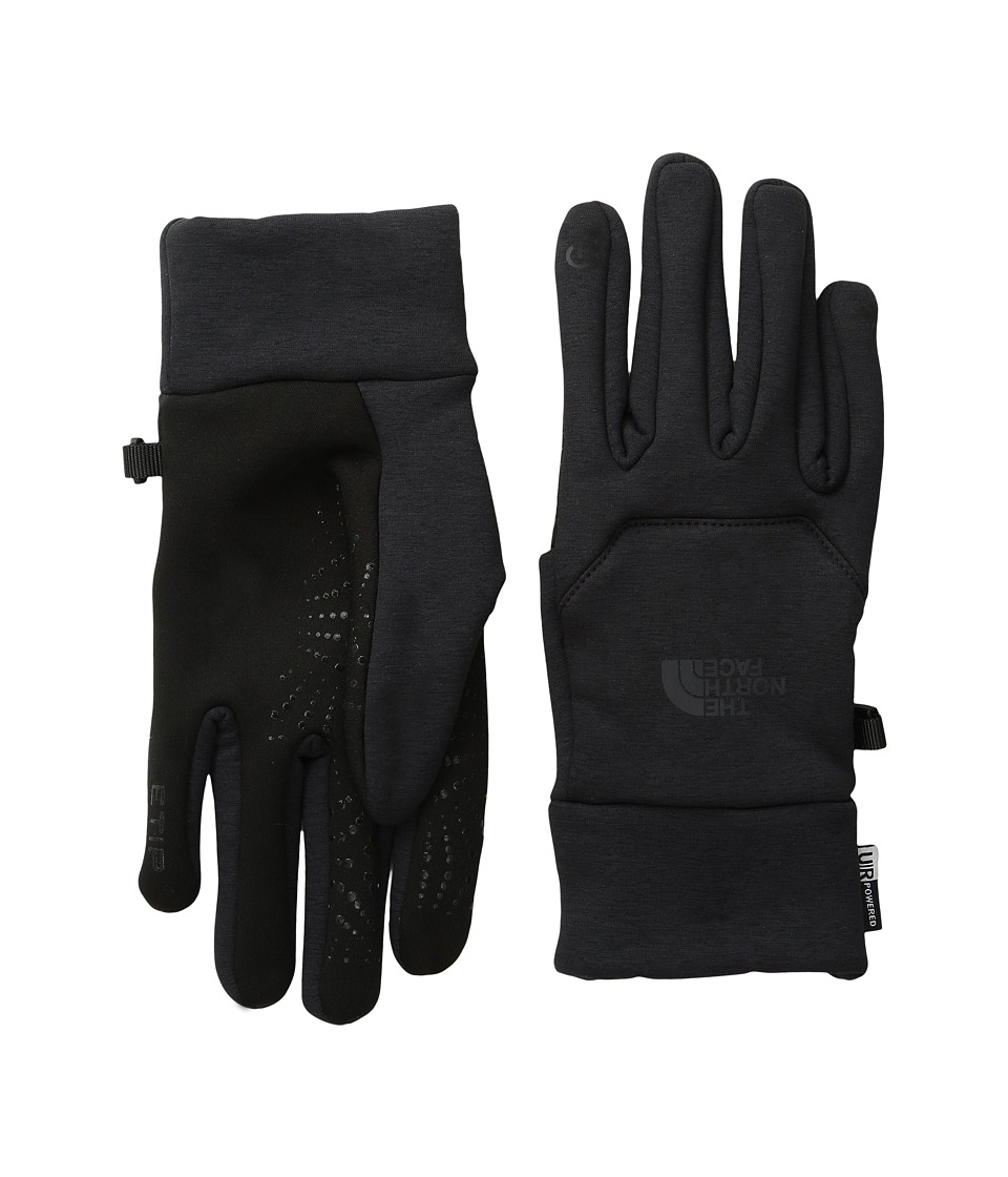 The North Face Etip Hardface Gloves (TNF Black) Extreme Cold Weather Gloves