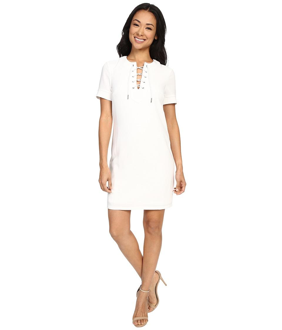 KUT from the Kloth Amber White Womens Dress