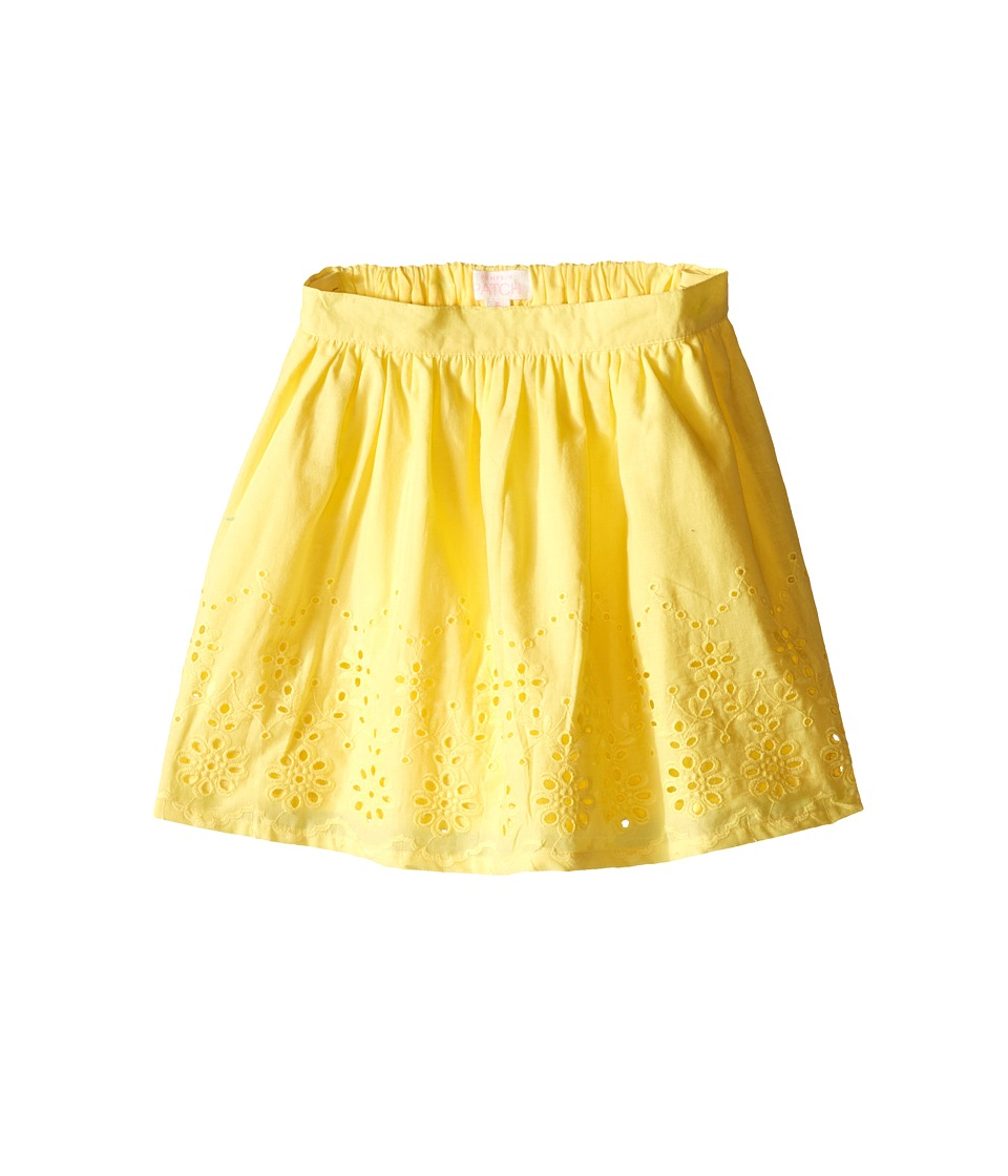 Pumpkin Patch Kids Anglaise Border Skirt Infant/Toddler/Little Kids Snap Dragon Girls Skirt