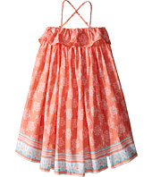 Pumpkin Patch Kids - Border Print Maxi Dress (Infant/Toddler/Little Kids)