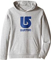 Burton Kids - Logo Vertical Pullover Hoodie (Big Kids)