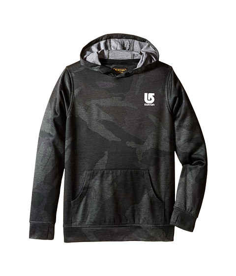 Burton Kids Oak Pullover Hoodie (Little Kids/Big Kids)