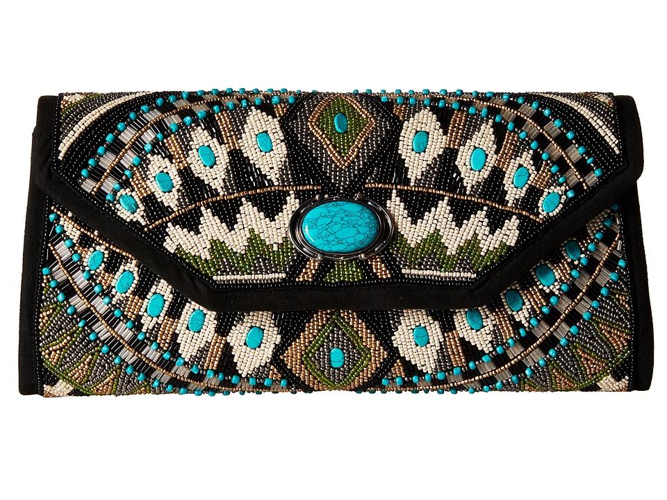 Mary Frances - Tahoe (Multi) Clutch Handbags